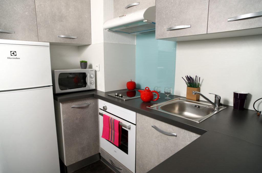 location t1 2 personnes pour cure dax proche thermes. Black Bedroom Furniture Sets. Home Design Ideas