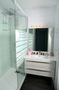 T1 thermotel dax salle de bain