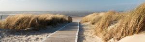 Tourisme landes, plage de de sable et dunes