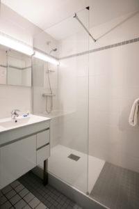 Studio Thermotel 1 personne salle de bains